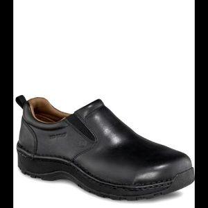 Red Wing 672 Slipon Steel Toe Shoes